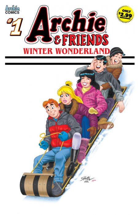 Archie & Friends - Winter Wonderland #1