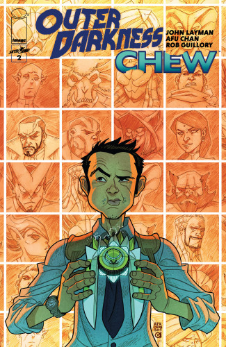 Outer Darkness - Chew #2