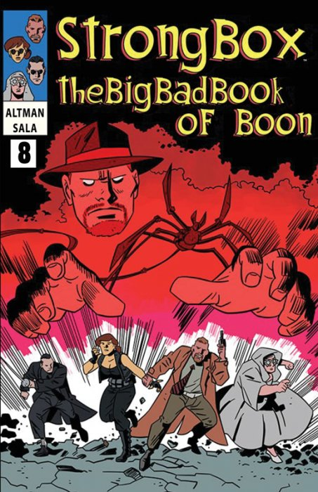 Strong Box - The Big, Bad Book of Boon #8
