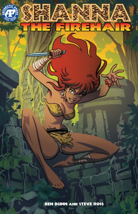 Shanna the Firehair #1