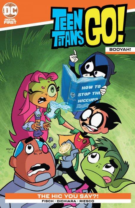 Teen Titans Go! - Booyah! #1