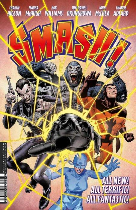 SMASH! 2020 Special #1