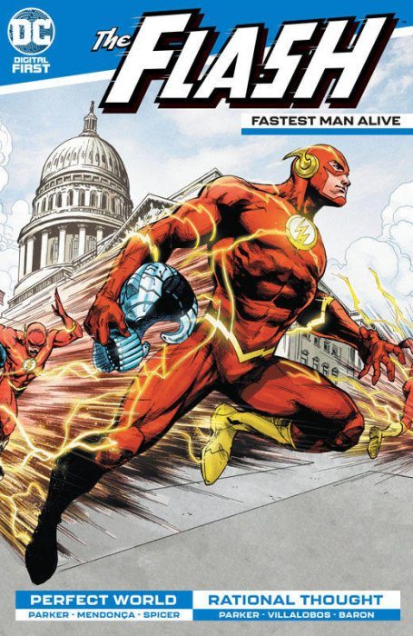 The Flash - Fastest Man Alive #6