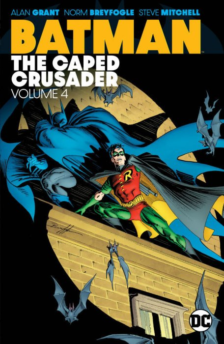 Batman - The Caped Crusader Vol.4