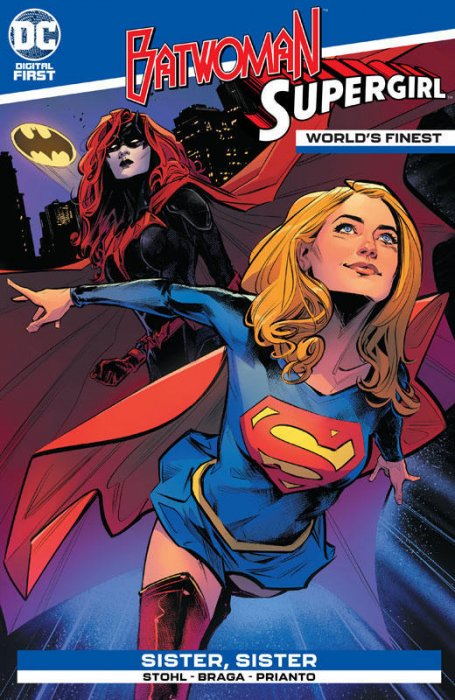 World's Finest - Batwoman and Supergirl #1