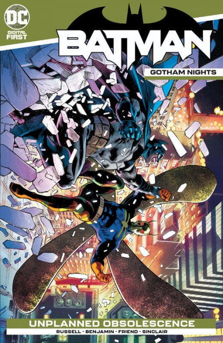 Batman - Gotham Nights #7