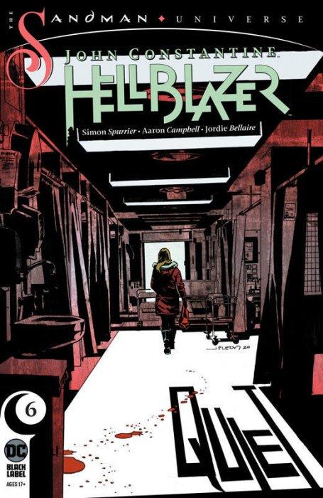 John Constantine - Hellblazer #6