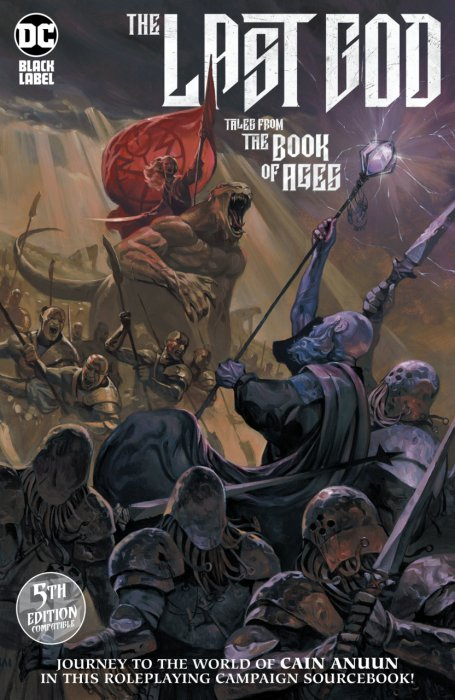 The Last God - Tales from the Book of Ages #1