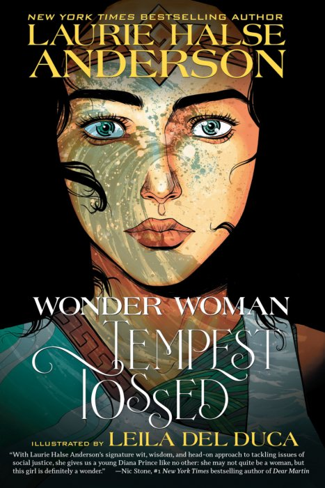Wonder Woman - Tempest Tossed #1 - OGN