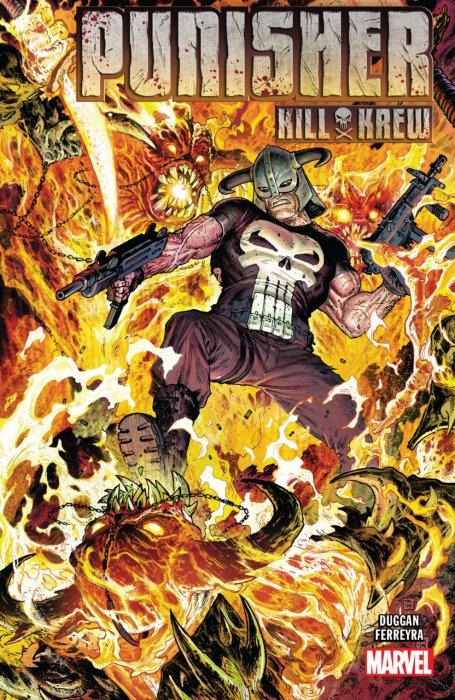 Punisher Kill Krew #1 - TPB