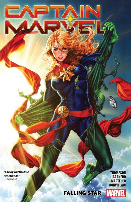 Captain Marvel Vol.2 - Falling Star