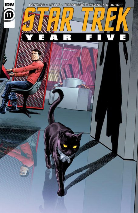 Star Trek - Year Five #11