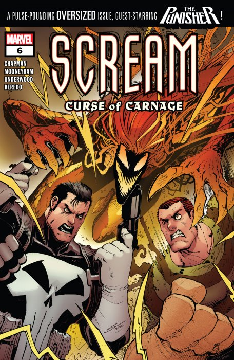 Scream - Curse of Carnage #6