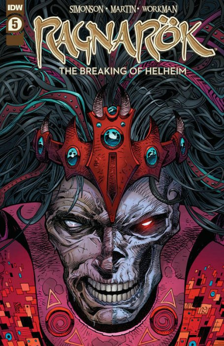 Ragnarök - The Breaking of Helheim #5