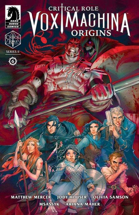 Critical Role - Vox Machina Origins (Series II) #6