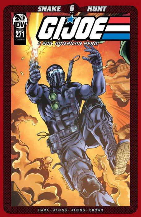 G.I. Joe - A Real American Hero #271