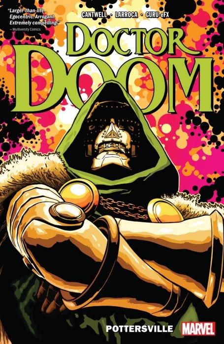 Doctor Doom Vol.1 - Pottersville