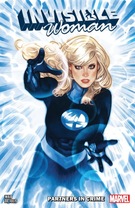 Invisible Woman - Partners in Crime #1 - TPB