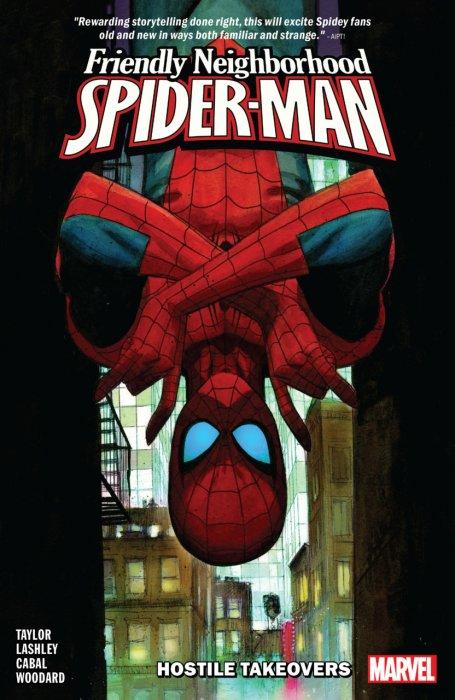 Friendly Neighborhood Spider-Man Vol.2 - Hostile Takeovers
