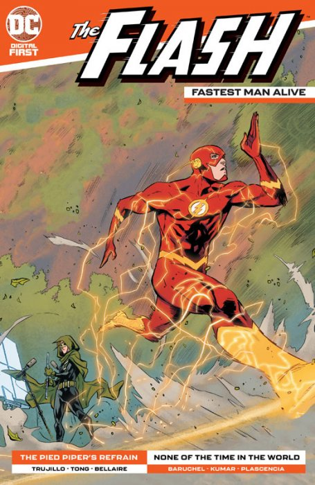 The Flash - Fastest Man Alive #7