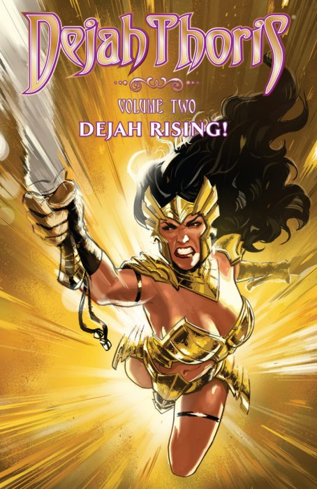 Dejah Thoris Vol.2 - Dejah Rising!