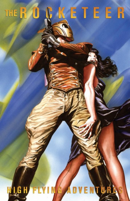 The Rocketeer - High Flying Adventures #1 - HC