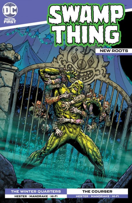 Swamp Thing - New Roots #7