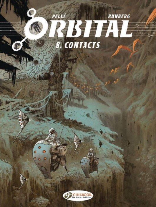 Orbital #8 - Contacts