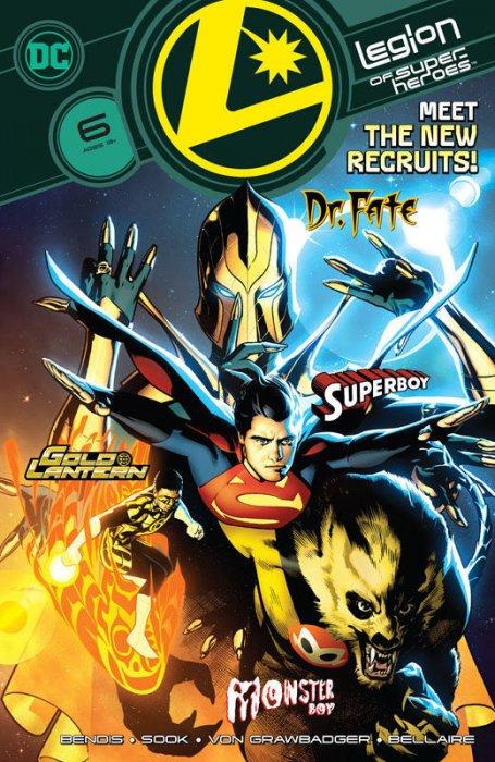 Legion of Superheroes #6