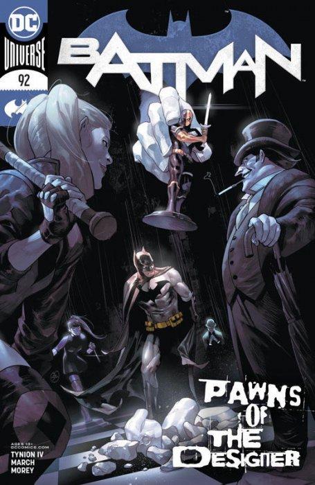 Batman Vol.3 #92