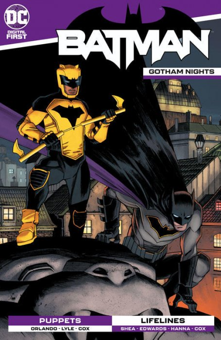 Batman - Gotham Nights #8