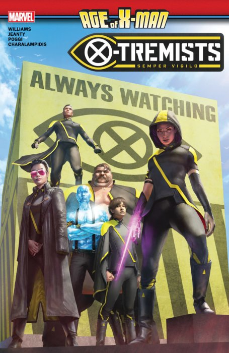 Age of X-Man - X-Tremists #1 - TPB