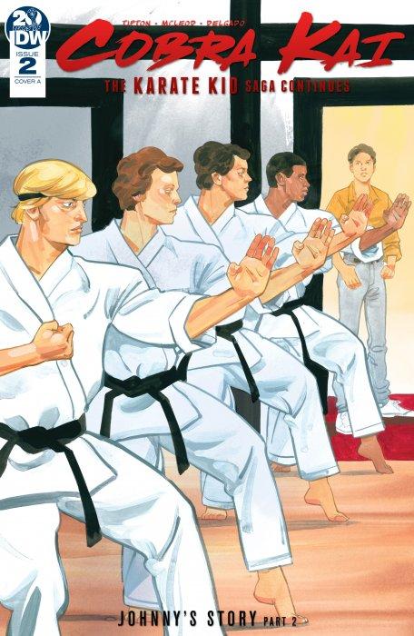 Cobra Kai - Karate Kid Saga Continues #2
