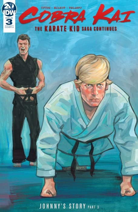 Cobra Kai - Karate Kid Saga Continues #3