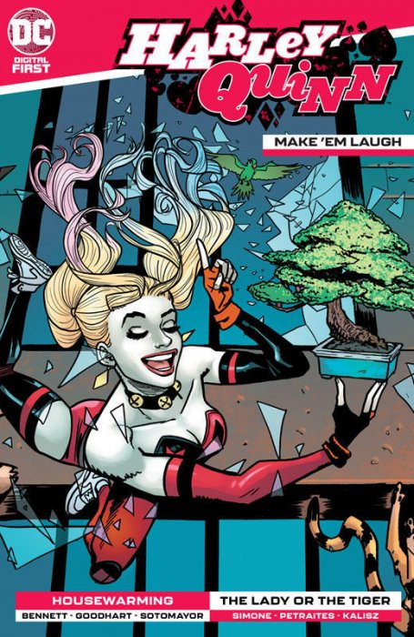Harley Quinn - Make 'em Laugh #2