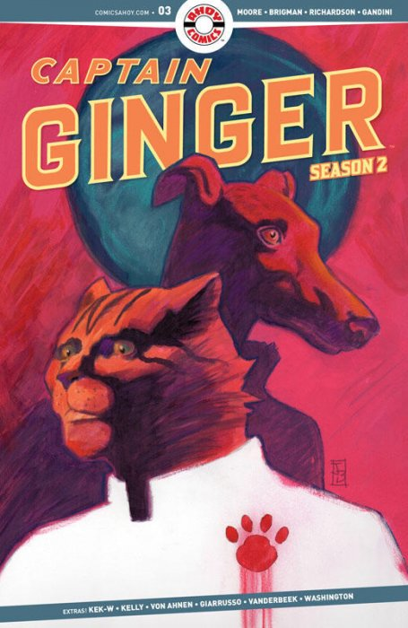Captain Ginger Season 2 #3
