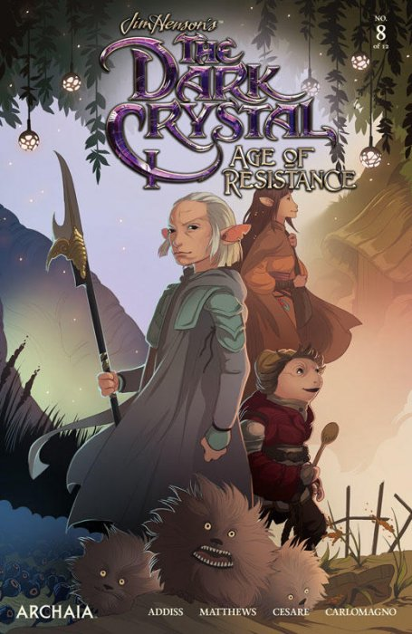 Jim Henson's The Dark Crystal - Age Of Resistance #8