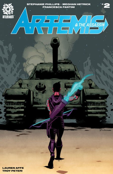 Artemis & the Assassin #2