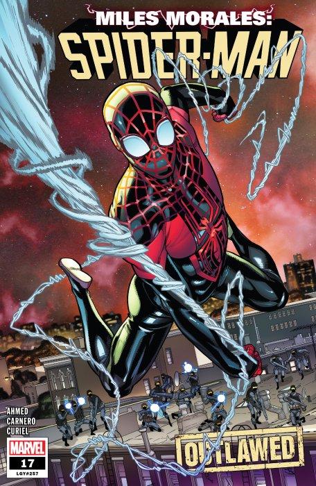 Miles Morales - Spider-Man #17