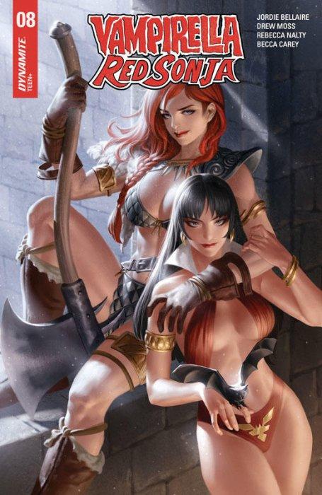 Vampirella - Red Sonja #8