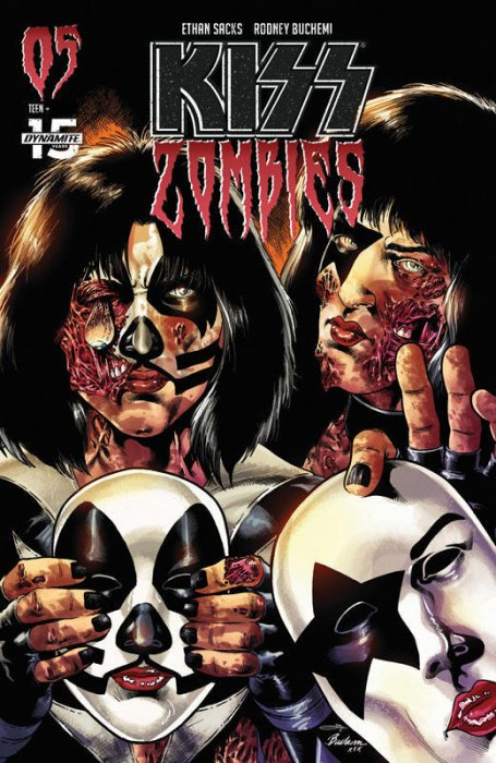 KISS - Zombies #5
