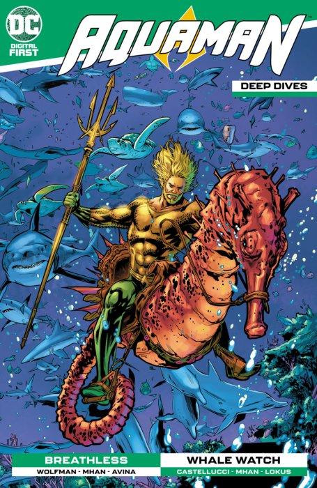 Aquaman - Deep Dives #8