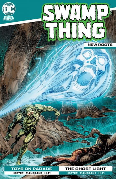 Swamp Thing - New Roots #8