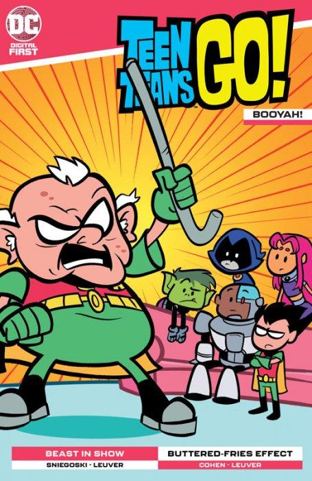 Teen Titans Go! - Booyah! #3