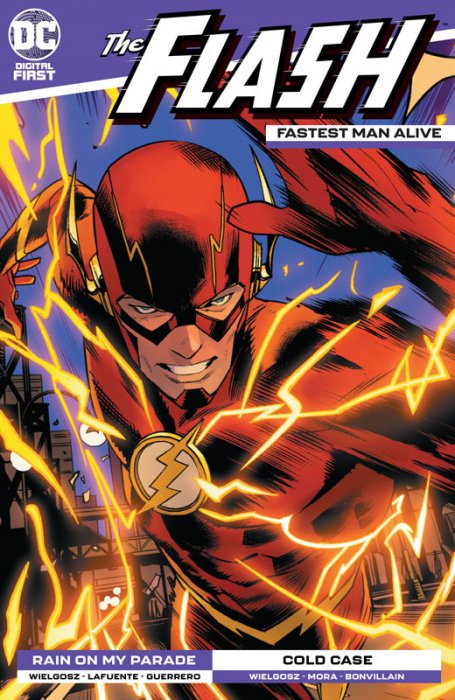 The Flash - Fastest Man Alive #8