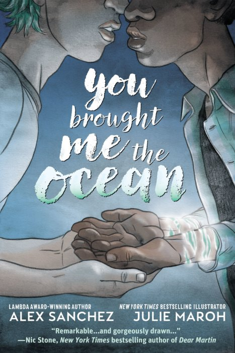 You Brought Me the Ocean #1 - OGN