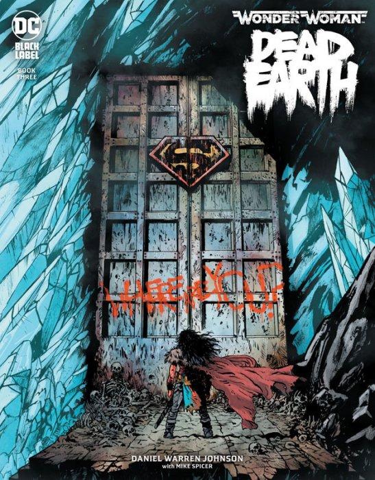 Wonder Woman - Dead Earth #3