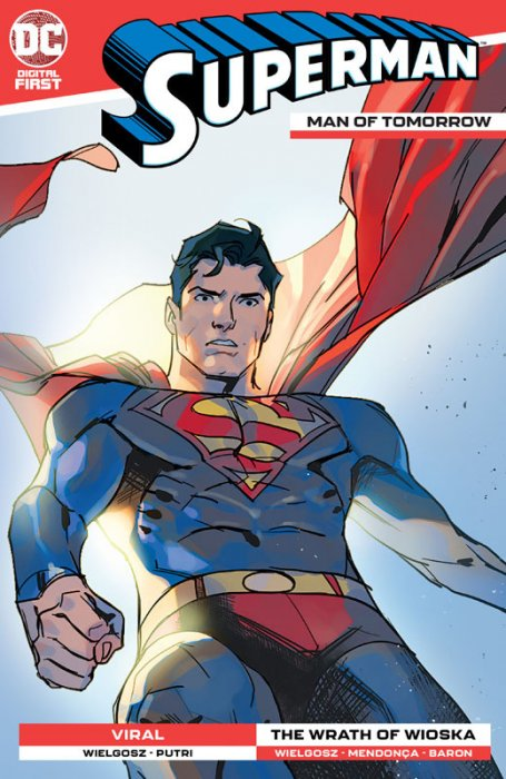 Superman - Man of Tomorrow #7