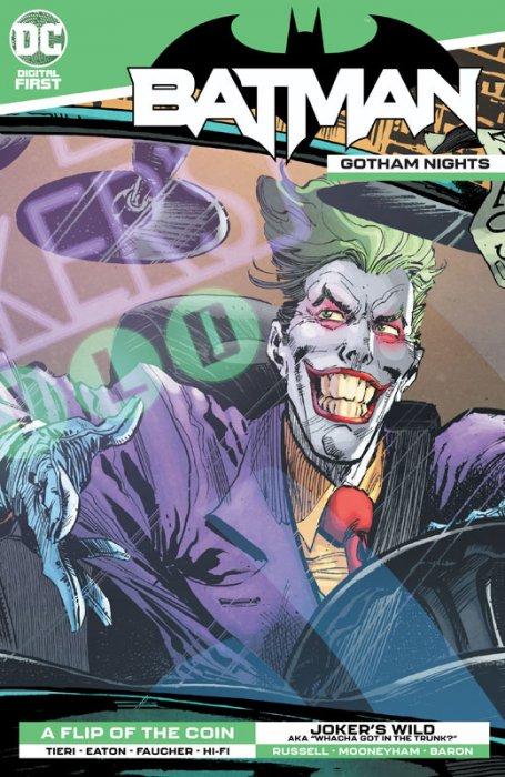 Batman - Gotham Nights #9