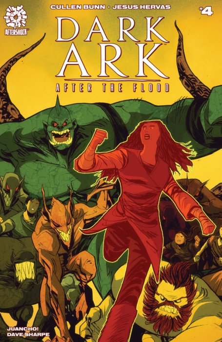 Dark Ark - After the Flood #4
